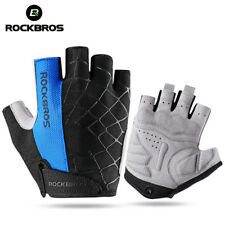 Cycling Bike Half Finger Gloves Shockproof Breathable MTB Mountain