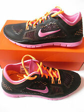 nike womens free 5.0 TR FIT 4 breathe running trainers 629496 002 sneakers shoes