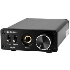 SMSL sApII Pro TPA6120A2 HiFi Stereo Headphone Amplifier Power Adapter