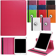 360 Rotating Swivel Leather Smart Case Cover For Apple iPad 9.7 2017 5th Gen