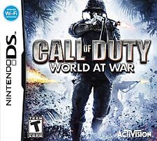 Call Of Duty: World At War - Nintendo DS Game