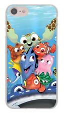 Finding Nemo Dory Squirt Turtle Fish Hard Cover Case For iPhone Huawei Galaxy