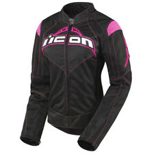 Icon Contra Textile Women's Motorcycle Jacket