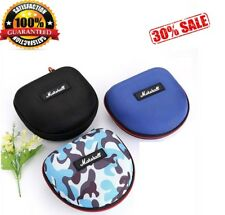 Headphones Carrying Case Portable Storage Carrying Hard Box for Headphones 2019