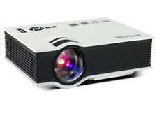 1800 Lumens Support Full HD Video Portable LED Home Theater HDMI LCD Projector