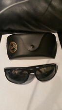 Used Ray-Ban RB2027 601/W1 PREDATOR 2 Polarized  Sunglasses with Case