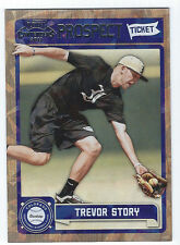 2011 Playoff Contenders PROSPECT Crystal Collection RC PICK FROM LIST #/299