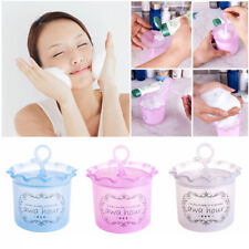 Unisex 1PC Face Clean Cleanser Foam Maker Cup Bubble Foamer Facial Cleaning Tool