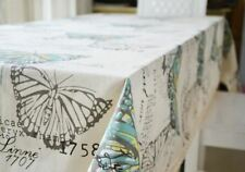 New Arrival Waterproof Printed Pattern Lace Tablecloth Decorative
