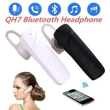 Universal Wireless Bluetooth Handsfree Headset Earphone for iPhone Samsung LG #F