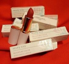 Mary Kay Signature Color MOISTURIZING LIPSTICK , Choose your Color, New in Box