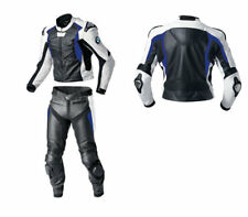 2018-BMW MOTORCYCLE/MOTORBIKE SUIT MEN LEATHER SUIT BIKER SUIT JACKET TROUSER