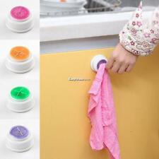 Towel Clip Holder Hanger Kitchen Bathroom Cleaning Cloth Towel Wall ESY1 01