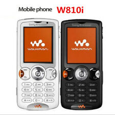 Unlocked Original Sony Ericsson W810i FM Radio GSM Bar Cellphone