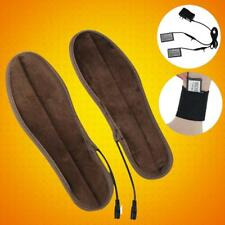 Shoes Heater Foot Warmer Boots Winter Charging Electric Heated Insoles Pad
