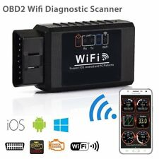 ELM327 WIFI OBD2 OBDII Auto Car Diagnostic Scanner Scan Tool for iOS Android M