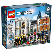 Lego Creator 10255 Assembly Square Modular 10th Anniversary Set free post uk