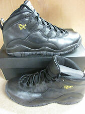 nike air jordan 10 retro GS hi top basketball trainers 310806 012 sneakers shoes