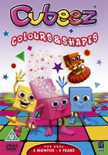 Cubeez: Colours and Shapes DVD (2004)