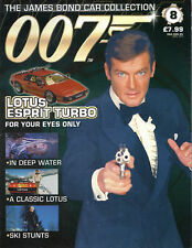 James Bond magazine Car Collection (Magazine Only)