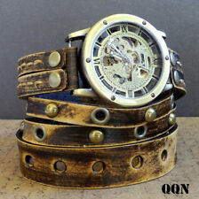 Q&Q Watches For Men Leather