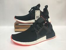Adidas NMD XR1 Shoes Black Core Solar Red White Adidas Original BY9924 Men's NEW