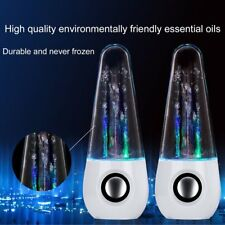 LED Dancing Water Music Light Speakers for Laptop for iPhone for iPad4/iPod XP