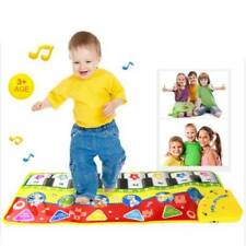 Learn Singing Baby Kid Toy Piano Keyboard Touch Play Musical Blanket  Toy Y