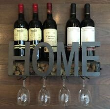 roll larger vintners products barn wine image rack saved mount over zoom to c iron wrought wall view pottery