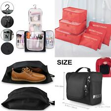 Best Packing Cubes Set, Travel Luggage Organizers,Suitcase Travel Accessories
