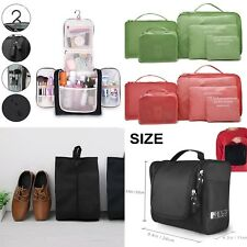 9 Set Packing Cubes, Travel Luggage Packing Organizers with Shoe Bag Or Toiletry
