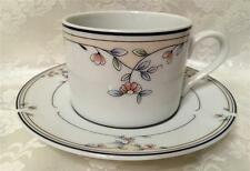 Princess House Heritage Blossom pattern Cup & Saucer, new