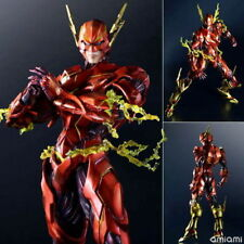 10'' Play Arts Kai Variant DC Comics The Flash Action Figure Model Statue