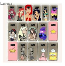 For Samsung S6 S8 S9 Plus Galaxy S7 Edge Cover Case Fashion Skin Covers N0259