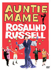 VG AUNTIE MAME Widescreen DVD Rosalind Russell Snapper Case FREE U.S. SHIPPING!