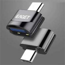 Brand EAGET Mini USB-C Type C OTG Adapter Type-C to USB 2.0 Cable Converter