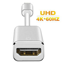 USB C to HDMI Adapter, USB 3.1 Type C (Thunderbolt 3 Compatible) to HDMI 4K@60Hz