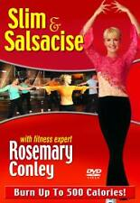 Slim 'N' Salsacise With Rosemary Conley (DVD, 2004) new freepost