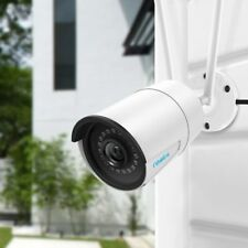 Reolink Security Outdoor IP Camera WiFi 4MP/5MP 2.4G/5G HD Wireless RLC-410W