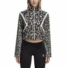 adidas Lf Track top Brown Women