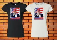 Donald Trump making America great again T-Shirt Inspired WoMan's Tee Shirt New 5