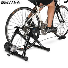 Indoor Exercise Bike Trainer 6 Speed Magnetic Resistance Bicycle Cycling Roller