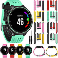 Comfortable Strap Watch Band Silicone for Garmin Forerunner 230/235/630/735XT
