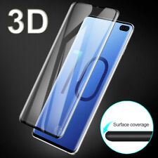 6D Curved Tempered Glass Film for Samsung Galaxy S10 Plus S10e Screen Protector