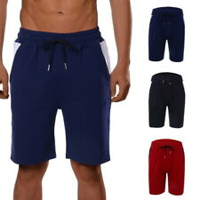 Mens Bodybuilding Shorts Running Workout Athletic Gym Tight Lifting Shorts Pants