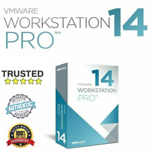 VMware Workstation 14 Pro ✔️Full Version✔️ 🔑Lifetime Keys🔑 ♕Fast Delivery📩