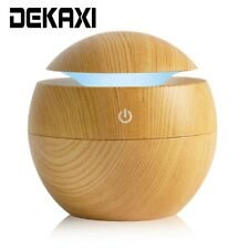DEKAXI 130ML Mini USB Ultrasonic Cool Mist Humidifier Aroma Essential Oil