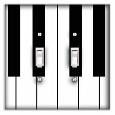 Piano Decorative Light Switch Cover - Decorative Switch Plate Cover Home Decor