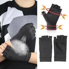 2PC-Arthritis Compression Copper Gloves Hand Support Arthritic Joint Pain Relief