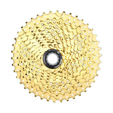 BOLANY MTB Bike Cassette 10Speed 11-42T Cog Sprockets Freewheel Cycling Flywheel
